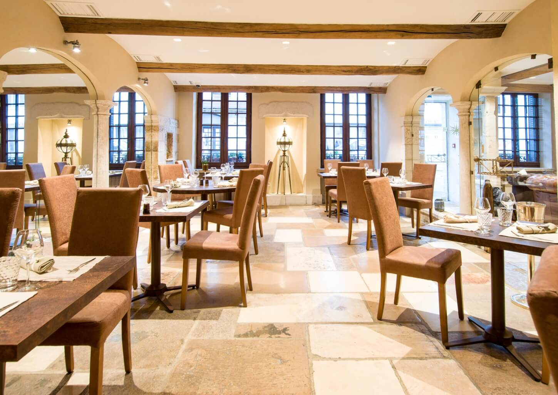 Le soleil d'or - Hôtel et restaurant à Joinville